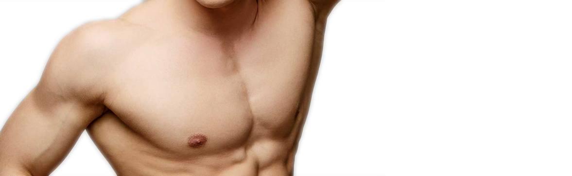 Chirurgie de la gynécomastie: réduction mammaire masculine