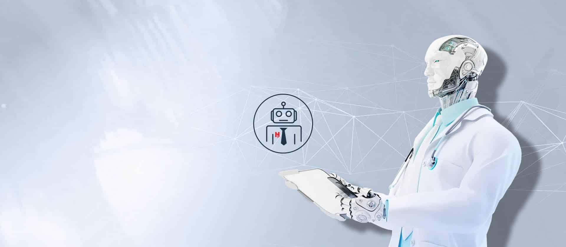 Robot harrts for hair transplant