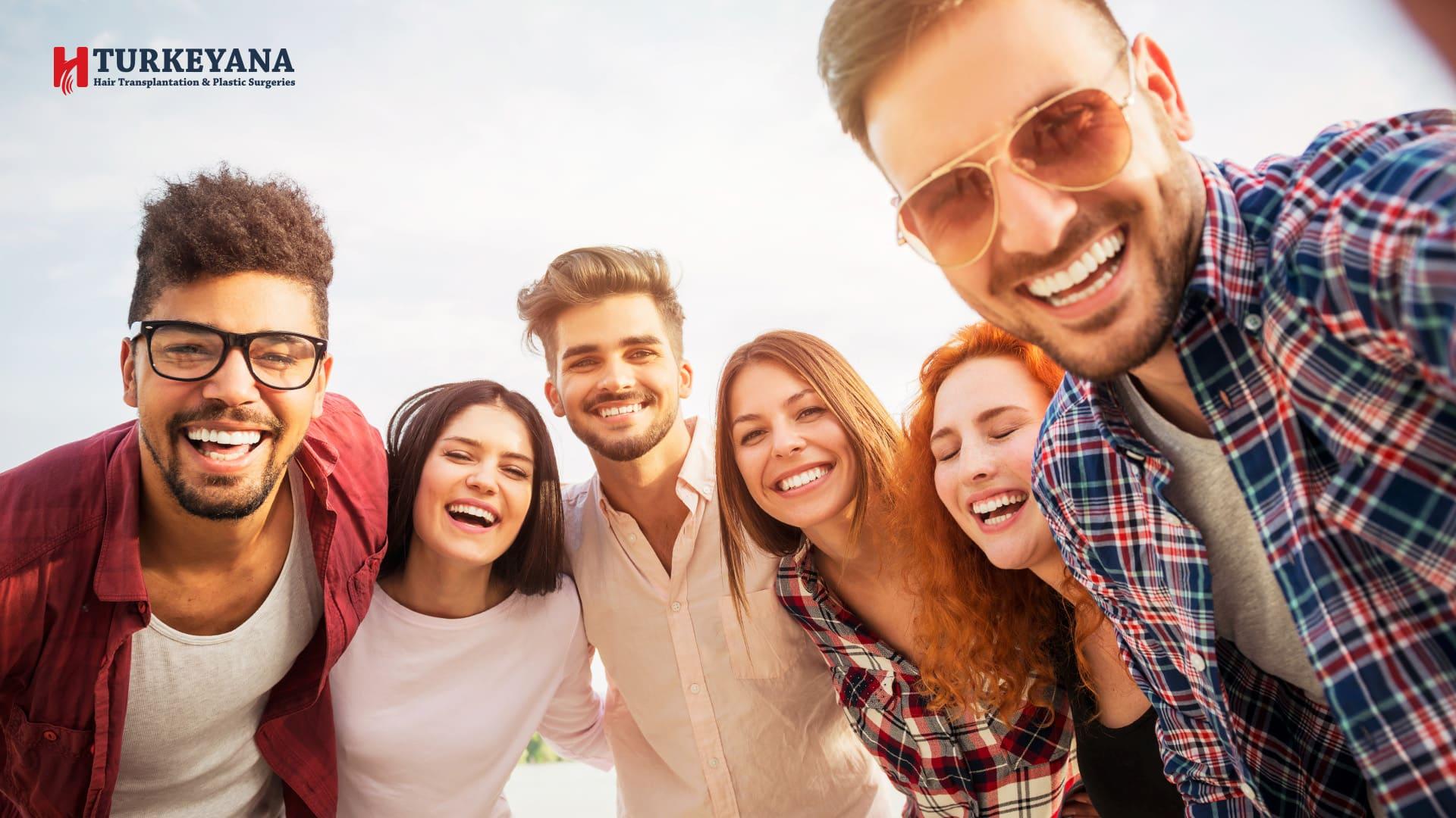 عمليات تجميل الأسنان في تركيا 2019