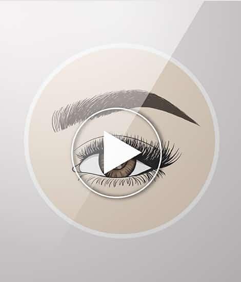 , Natural Eyebrow Transplant